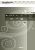Cover image for ELLP introduction booklet.