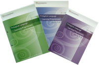 English Language Learning Progressions Covers