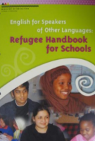 Refugee Handbook cover.